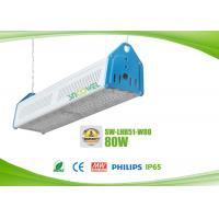 Quality Montion Detector Led Linear High Bay 80w 100 to 277V 50000Hours for sale