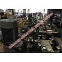 Quality Automatic Galvanized Steel C & Z Purlin Forming Machine With Gear Boxes Transmission System for sale