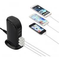 Quality Desktop USB Wall Charger 2100mA Customized  High Speed USB Home Charger for sale
