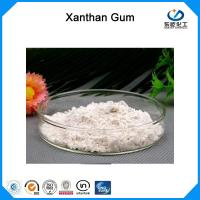 Quality Corn Starch Raw Material Xanthan Gum Stabilizer Food Additives ISO Certification for sale