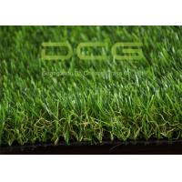 Quality Garden Real Looking Realistic Artificial Grass UV Resistant CE Approved for sale