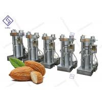 Buy cheap Clove Oil Extraction Hydraulic Oil Press Machine High Efficiency Easy Operation from wholesalers