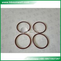 Quality Cummins O-Ring of diesel engine parts ISM QSM M11 L10 O ring seal 3070136 3070137 3070138 for sale