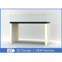 Quality Pedestal Jewelry Displays Cases / Jewellery Shop Display Counter For Sale for sale