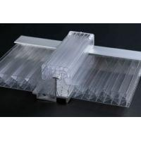 Buy 10 Years Guarantee Lexan Corrugated Panels , Bayer Makrolon Polycarbonate Sheet at wholesale prices