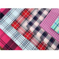 Quality Plaid Home Textile Corduroy Cloth Yarn Dyed Cotton Fabric 300-320GSM for sale