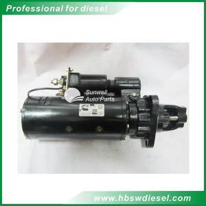 Quality Cummins NT855 engine starter 3021036, 3103914, 3102765, for sale