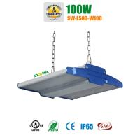 Quality White Color 16000lm 100w Linear High Bay LED Lighting For Industrial Inllumination for sale