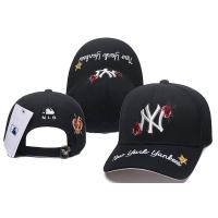 Quality In stock baseball cap ny caps male and female caps peaked cap 19 styles for sale