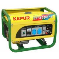 Quality Gasoline Generator 6000W EP Range for sale