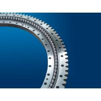 Quality Slewing Ring Bearins External Gear Single With Single Row Bear For Radial Force for sale
