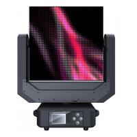 Quality Stage Nightclub RGB Led Moving Head Light 3 In 1 With 3500cd/㎡ Brightness for sale