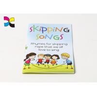 Quality Custom Paperback Book Printing Coloring Hardcover / Funny Children Board Books for sale