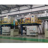 Quality Intelligent Vacuum Heat Treatment Production Line For Whole Heat Treating Process for sale