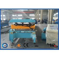 Quality Metal Corrugated Roof Forming Machine Electrical For Sheet Making for sale
