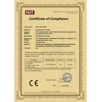 ADO ELECTRONICS LIMITED Certifications