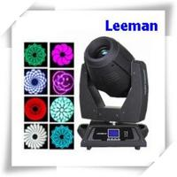 Quality 7R 230 Beam / Spot Moving Head Light With High Precision Combination Lens , DMX512 for sale