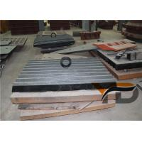 Buy cheap High Manganese Steel Casting Mining Machinery Parts Jaw Crusher Jaw Plate from wholesalers