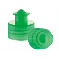 Quality JL-CP10F 28/410 Childproof Screw 20mm 410 Plastic Closure Caps for sale