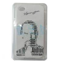 Quality Steve Jobs Case for iPhone 4 4G 4s, TPU Materials for sale