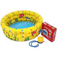 Quality Small Inflatable Swimming Pools For Babies With Customized Logo for sale