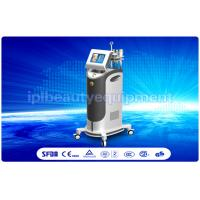 Quality Tripolar Radio frequency skin tightening Vacuum Cavitation Slimming Machine for loss weight for sale
