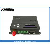 Quality UAV IP COFDM Transmitter 2.4GHz TDD COFDM Mini Video Link 1 Watt RF Power for sale