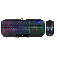 Buy cheap Full Size Gaming Keyboard Mouse Combo , GK1100 Mechanical Keyboard Mouse Combo from wholesalers