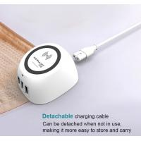 Quality Portable Multifunction Phone Charger   QC3.0 Output Wireless Phone Charging Dock for sale
