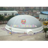 Quality Comfortable Custom Inflatable Tents Large 30M Inflatable Dome For Outdoor for sale