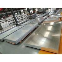 Quality Aerospace High Strength Hard 2024 Aluminum Plate , 8mm Alloy Plate T351 Temper for sale
