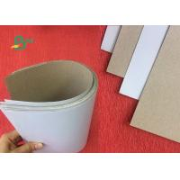 Quality Coated 300gsm Thickness Duplex Board Sheet / Roll For Hangtags for sale