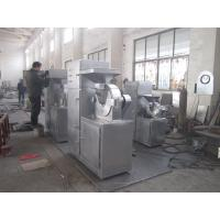 Industrial Grinding Pulverizer Machine Button Control , Foodstuff Rice Milling Equipment