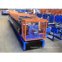 Buy cheap Color Steel Sheet Rain Water Downspout Roll Forming Machine Chain / Gear Box Driven System from wholesalers
