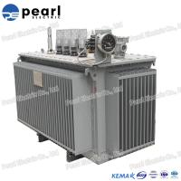 Quality 50KVA 10KV Low Noise Oil immersed distribution transformer with high quality material for sale
