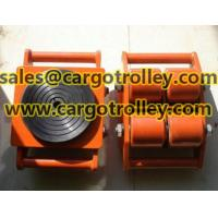 Quality Machinery moving skates applications for sale