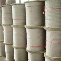 Quality Stainless Steel Wire Rope, Suitable for Auto Control and Marine Industry for sale