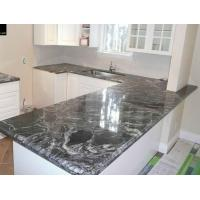 Buy Black Forest Stone Slab Granite Counter Stone Kitchen Equipment at wholesale prices