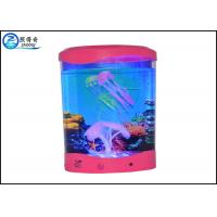 Buy Multicolored ABS Plastic Decorative Jellyfish Tank With 3 Silicone Simulation at wholesale prices