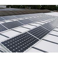 Quality Mill Finished / Anodized Aluminum Solar Panel Frame for Photovoltaic Solar Mounting for sale