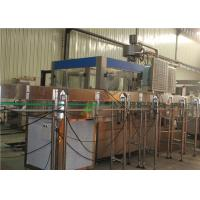 Quality SS304 316 Carbonated RO Water Bottling Plant With Washing Filling Capping Function for sale