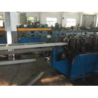 Quality 1.5 - 2mm Steel Door Frame Making Machine 5000kg 11.0Kw Cold Roll Forming Equipment for sale
