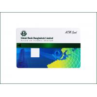 China Full Color Magnetic Stripe Card Stamping Processing HS Code 3920430090 on sale