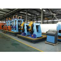 Quality Professional Iron Welded Tube Mill , High Frequency Seamless Pipe Mill for sale
