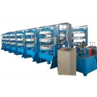 China 5.5kw Inner Tube Curing Vulcanzing Machine / Tire Tube Curing Press Machine on sale