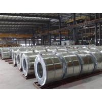 Buy SPCC / SPCD Hot Dipped Galvanized Steel Coils , AZ Galvalume Steel Coil at wholesale prices