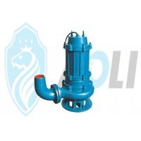 Quality Portable Electric Sewage Pump , Submersible Drainage Pump For Waste Water for sale