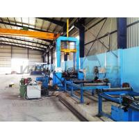 Quality Automatic H Beam Production Line Cutting Assembly Welding Straightening for sale