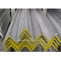 Quality Stainless Steel Equal Angle / Unequal 304 316  Angle Steel 40 * 40 50 * 50 for sale