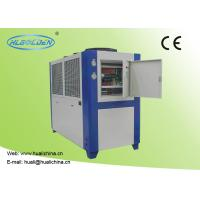 China Box Type Industrial Air Cooled Water Chiller R22/R407c Refrigerant For Chilled Water Cooling Machine on sale